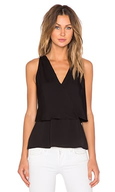 Theory Alizay Tank in Black