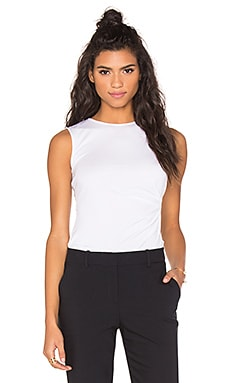 Theory Mirinz Top in White