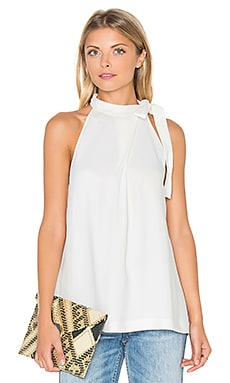 Theory Maysprin Tank in Cream