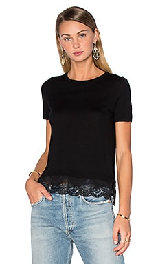 Theory Lilany Top in Black