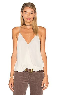 Theory Kashya Tank in Off White