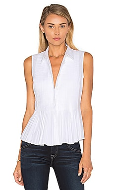 Dionelle B Top in White