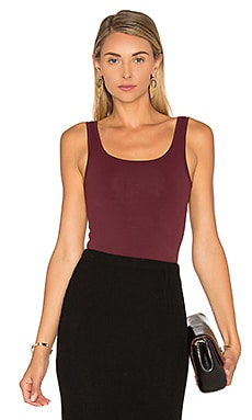 Theory Osfa Tank Bodysuit in Sumac