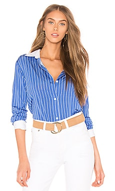 Essential Button Down Top
