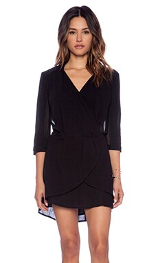 Three of Something Misirlou Dress in Black