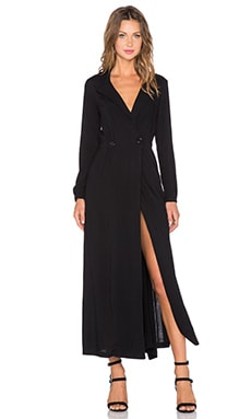Three of Something Over It Dress in Black