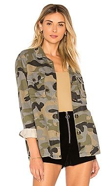Patch Pocket Camo Jacket the hour $84