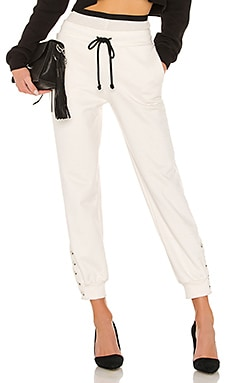 Contra Terry Double Waist Jogger The Range $245