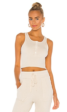 Alloy Rib Henley Tank The Range $125 Collections