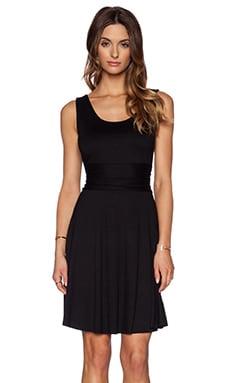 three dots ank Dress in Black
