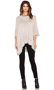 three dots Rebecca 3/4 Sleeve Sweater in Natural