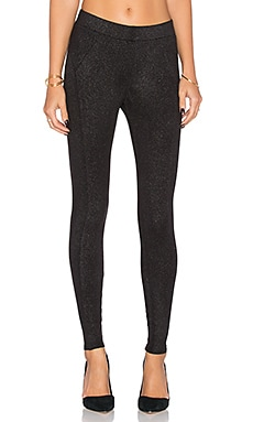 three dots Riley Legging in Gunmetal Coated