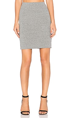 three dots Skirt in Granite