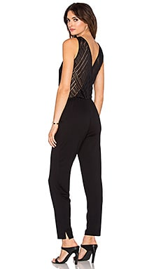 three dots Maureen Jumpsuit in Black