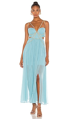 Marilyn Maxi Dress THURLEY $437