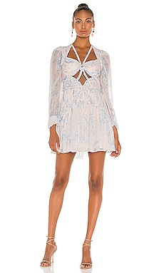 Conquest Mini Dress THURLEY $375