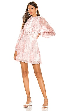 Flamingo Mini Dress THURLEY $298