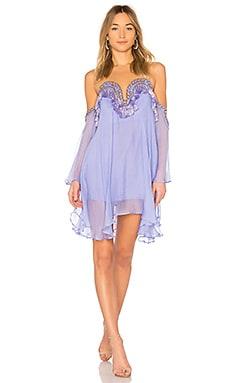 Купить Платье vanilla sky - THURLEY, Коктейльное, Китай, Фиолетовый
