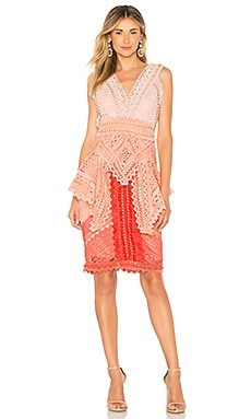 Купить Платье la rambla - THURLEY, Коктейльное, Китай, Розовый
