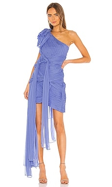 Crest One Shoulder Gown THURLEY $279