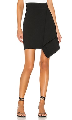 Compact Knit Skirt THURLEY $176