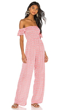 Jade Jumpsuit Tiare Hawaii $115 BEST SELLER