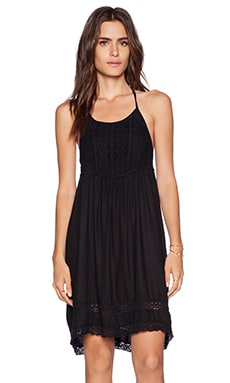 Tiare Hawaii Amour Dress in Black