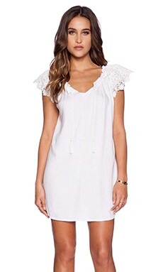 Tiare Hawaii Tuscany Dress in White