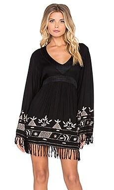 Tiare Hawaii Cayenne Dress in Black