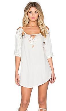Tiare Hawaii Atlantis Dress in Off White