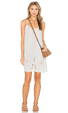 Tiare Hawaii Pacific Dress in Off White