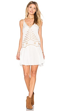 Soho Dress in White