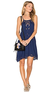 Jelys Dress in Navy