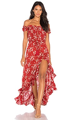Riviera Long Dress Tiare Hawaii $123
