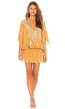 Margarita Mini Dress Tiare Hawaii $80