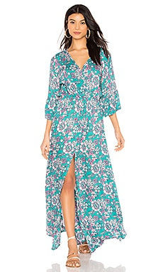 Surry Maxi Dress Tiare Hawaii $125 NEW ARRIVAL