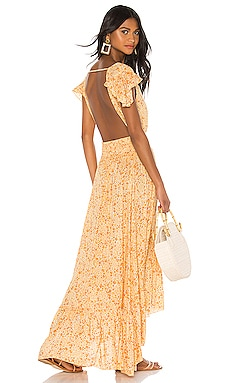 New Moon Maxi Dress Tiare Hawaii $130