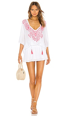 ROBE COURTE MARGARITA Tiare Hawaii $80