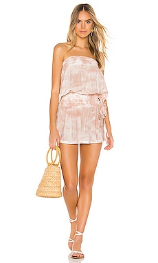 Aina Strapless Dress Tiare Hawaii $93