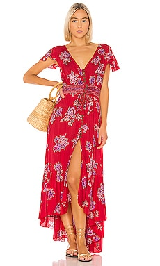 ROBE MAXI NEW MOON Tiare Hawaii $130