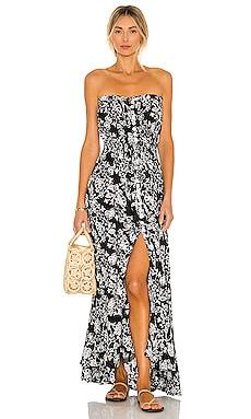 Ryden Maxi Dress Tiare Hawaii $121