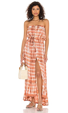 Ryden Maxi Dress Tiare Hawaii $121