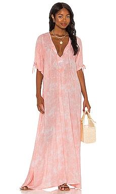 Paroa Bay Dress Tiare Hawaii $115