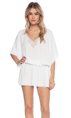 Tiare Hawaii Canggu Tunic in White