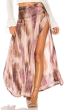Rock Your Gypsy Soul Maxi Skirt