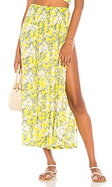 Rock Your Soul Maxi Skirt Tiare Hawaii $100