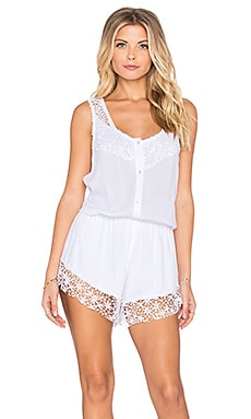 Tiare Hawaii Alana Jumpsuit in White