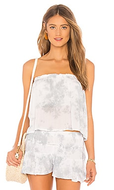 TOP BANDEAU FLOAT Tiare Hawaii $55 BEST SELLER