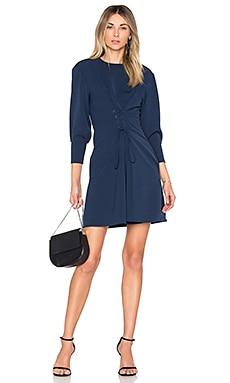 Drape Mini Dress Tibi $322