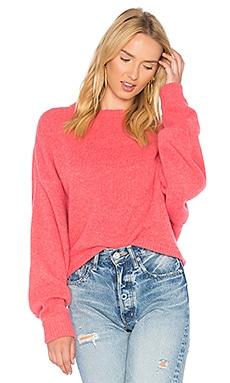 Shetland Oversized Pullover